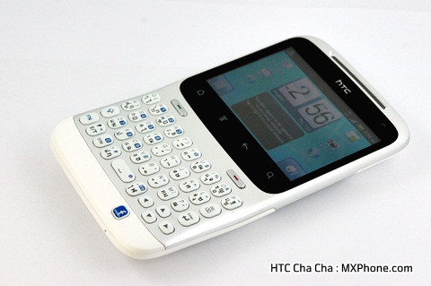 HTC ChaCha review htc