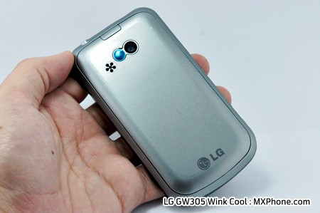 LG GW305 Wink Cool review lg