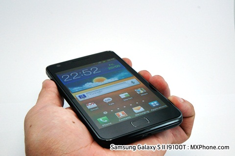 Samsung Galaxy S II I9100T samsung review