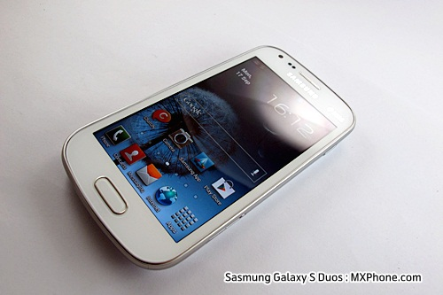Samsung Galaxy S Duos samsung review