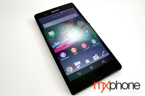 Sony XPERIA Z sony review