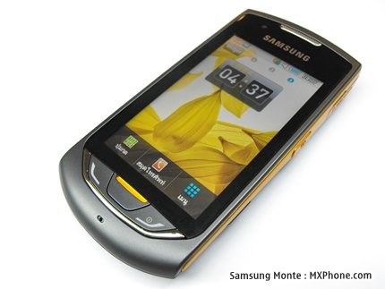 Samsung Monte S5620 samsung review