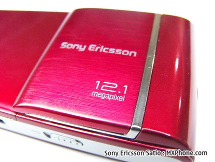 Sony Ericsson Satio sony ericsson review