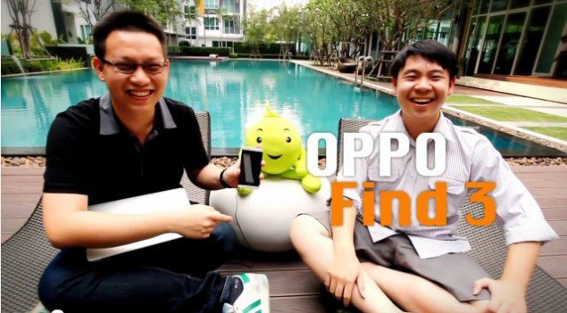 Power ON #005 : OPPO Find 3