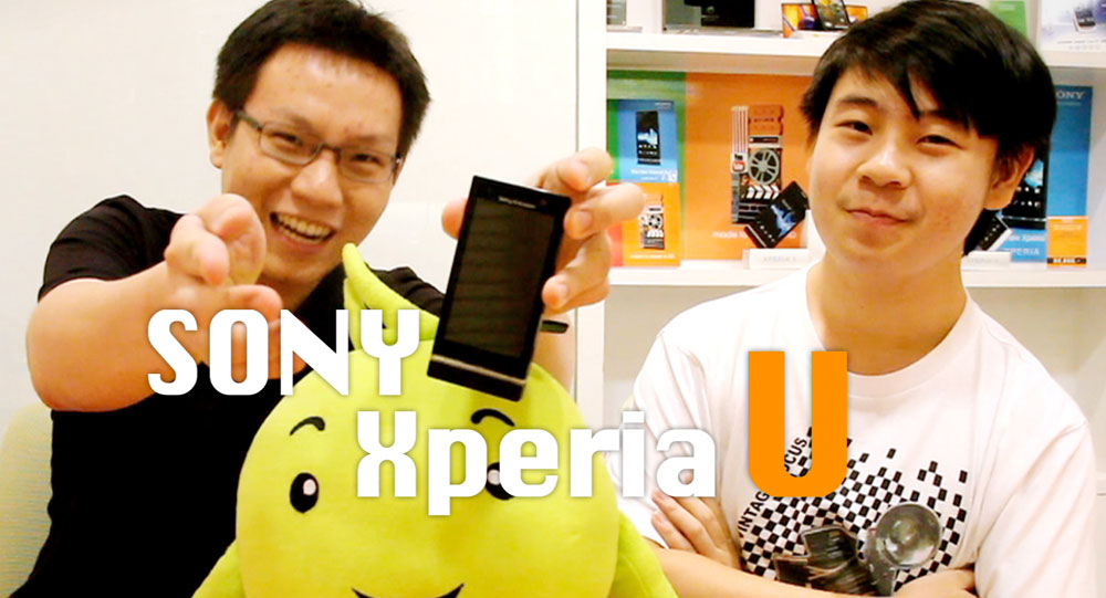 Power ON #011 : Sony Xperia U