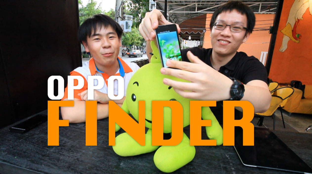 Power ON #014 : OPPO Finder