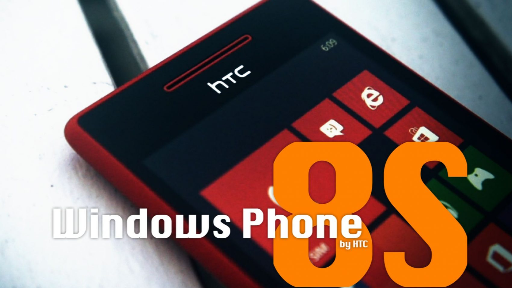 Power ON #040 : Windows Phone 8S by HTC