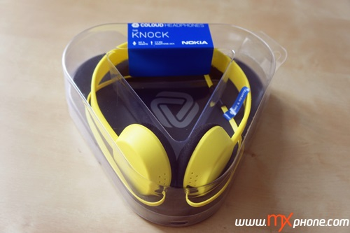 Preview : COLOUD The Knock Headphones