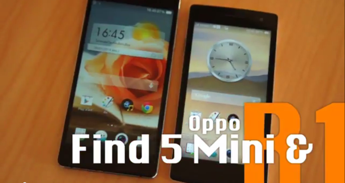 Power ON #074 : OPPO R1 & Find 5 mini (03/04/2557)