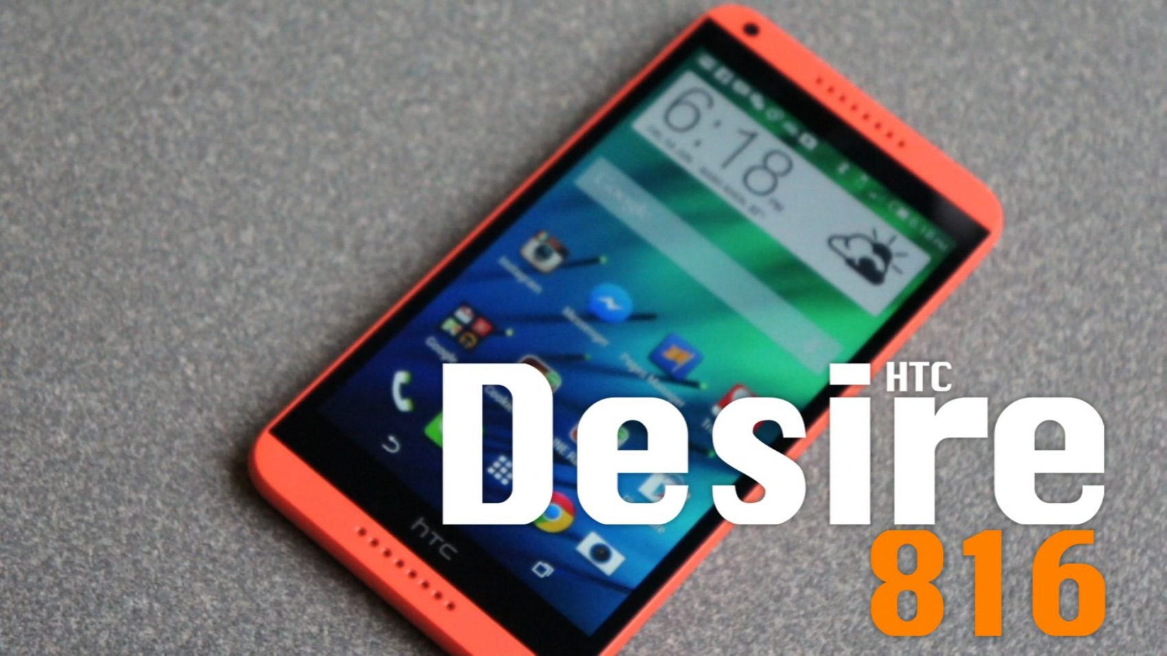 Power ON #080 : HTC Desire 816