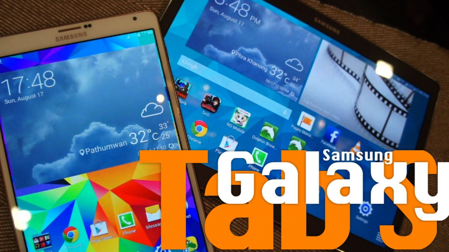 Power ON #087 : Samsung Galaxy Tab S 8.4, 10.5