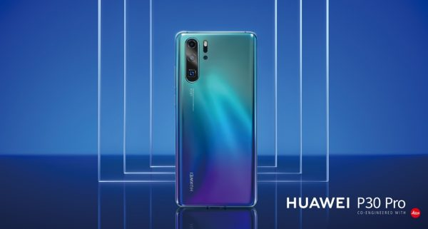 HUAWEI P30 Pro wins to Best Photo Smartphone from TIPA World Award 2019