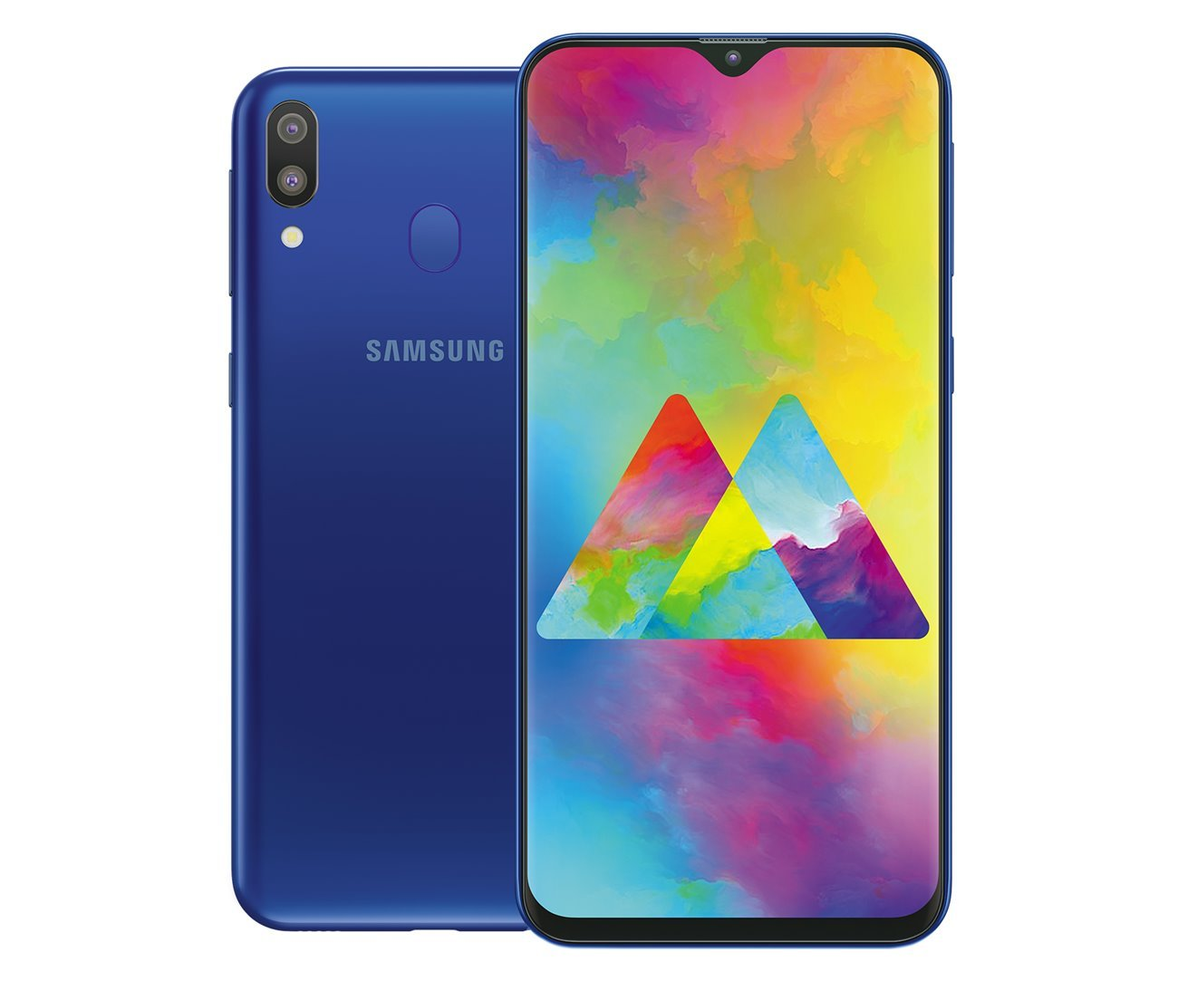 It's photo of Samsung Galaxy M20.