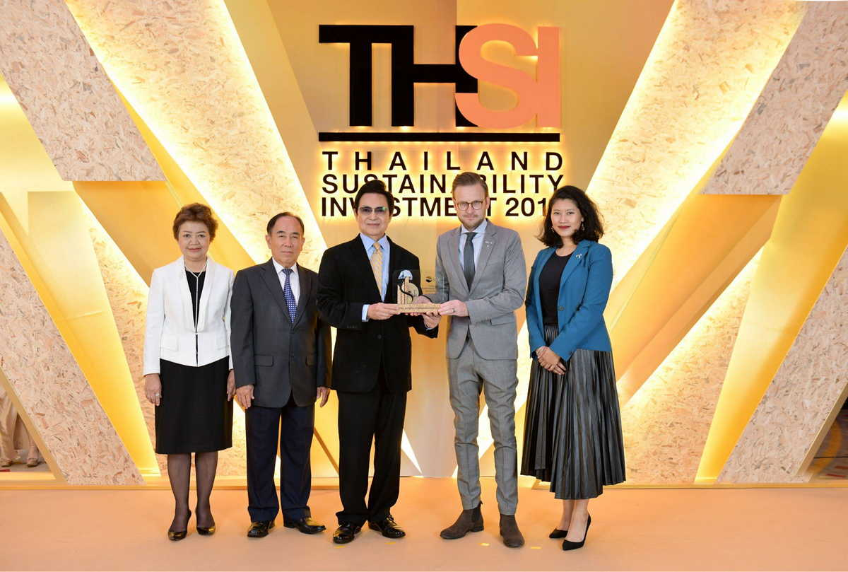 dtac named to THSI Index for four consecutive years