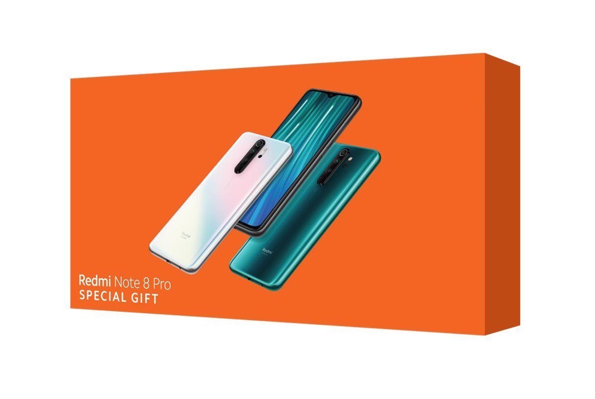 Redmi Note 8 Pro Special Gift
