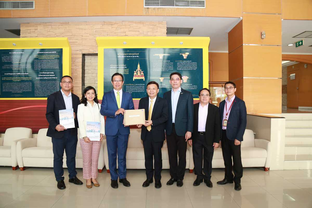 AIS received the 5G auction documents from the NBTC.