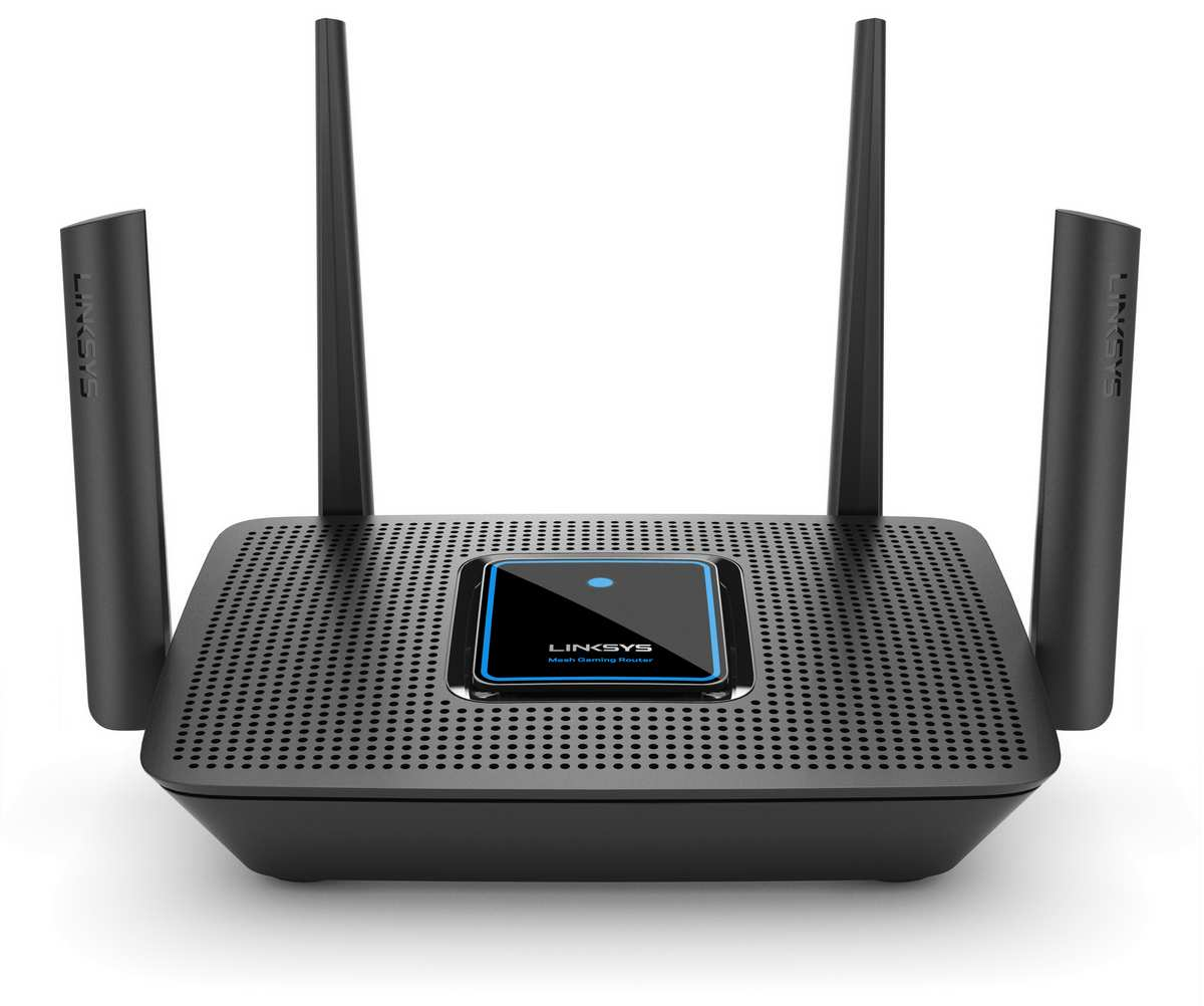 Linksys launches TRI-BAND MESH ROUTER