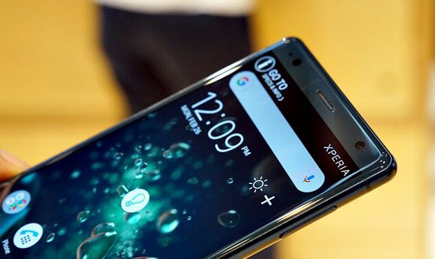Sony Xperia XZ2 series & XZ3 Android 10 Update