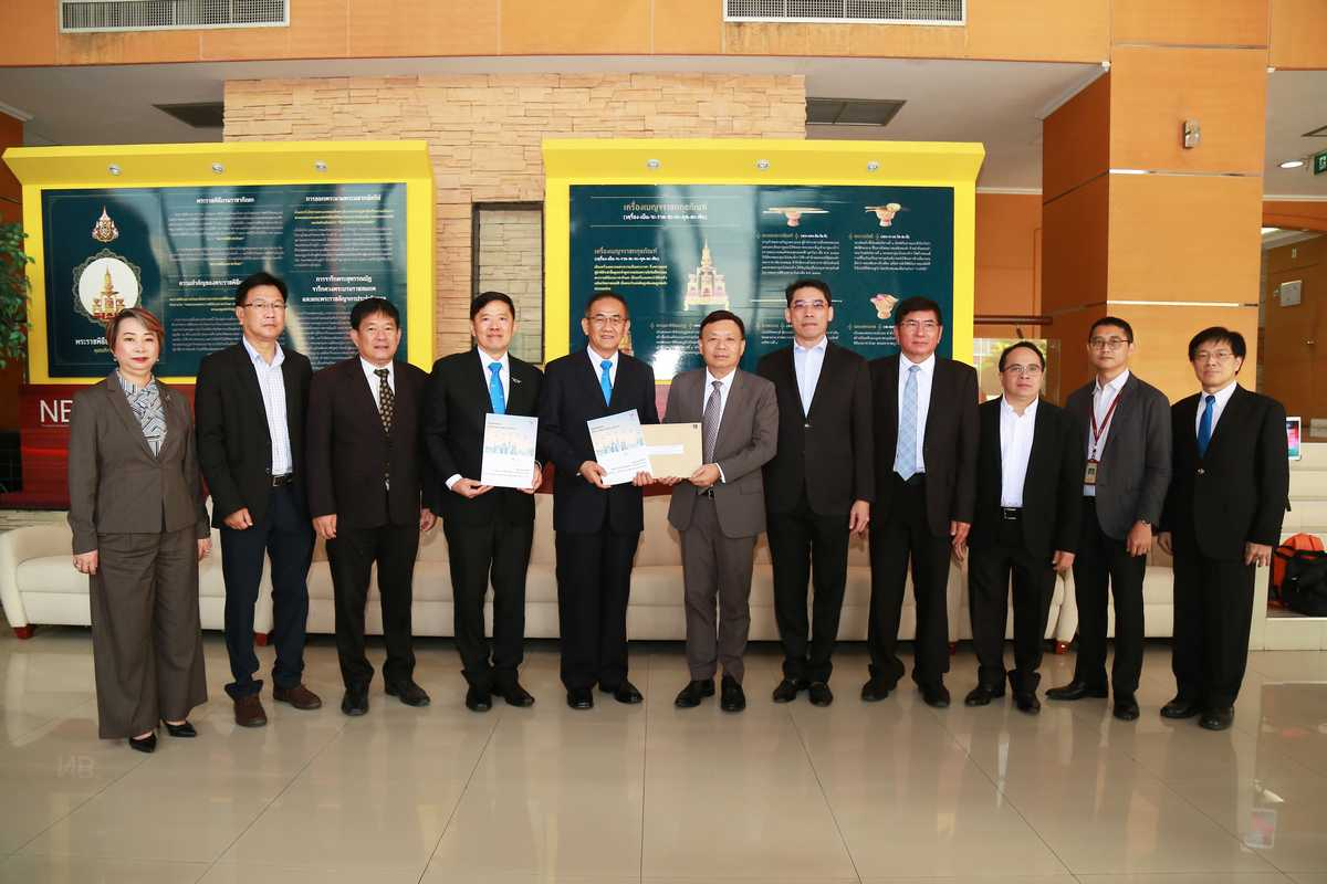The NBTC has revealed TOT have accepted the 5G bidding document.