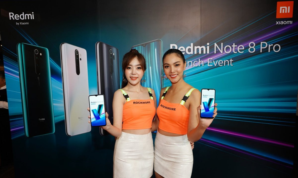 Xiaomi Redmi Note 8 series