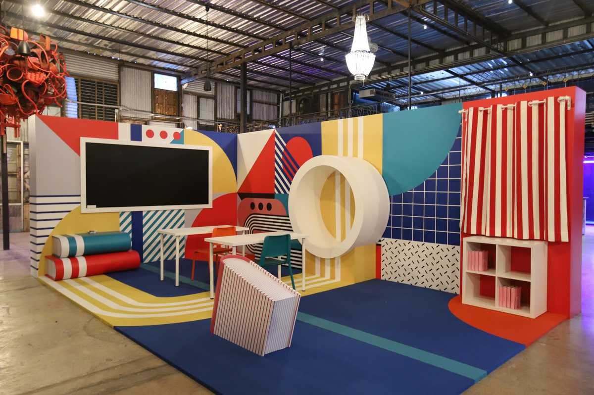 The 5th YouTube Pop-Up Space Bangkok