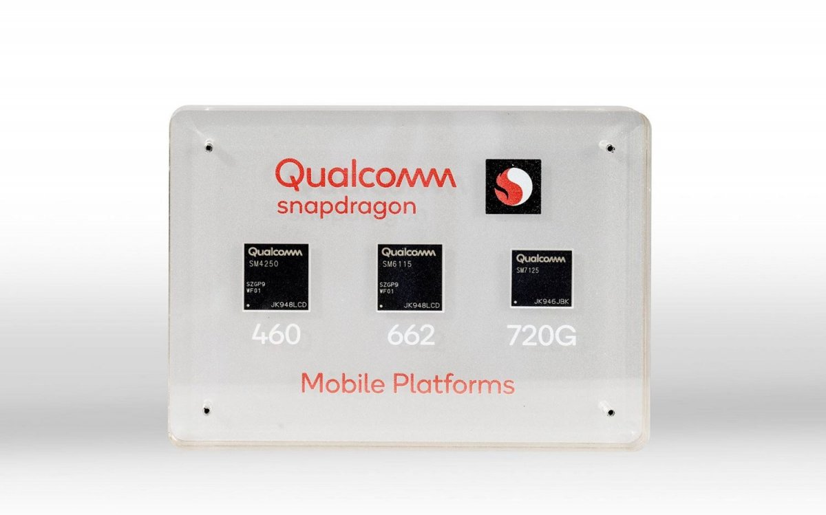 Qualcomm Launches Three New Snapdragon