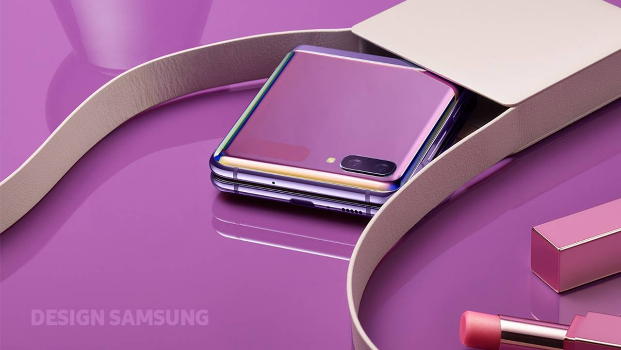 Be The First Own the most exclusive Galaxy Z Flip