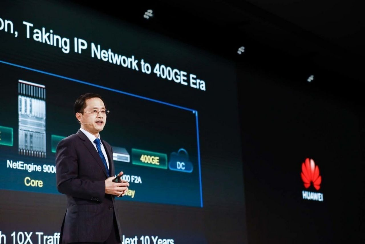 Huawei Launches a suite of Enterprise network solution