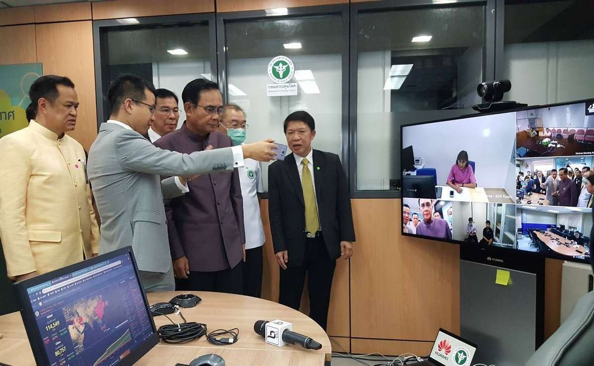Huawei AI Assisted Technology Services Help Combat COVID-19 in Asia Pacific