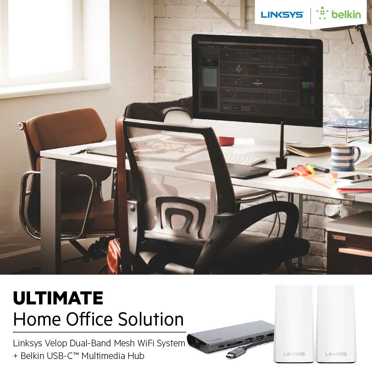 Ultimate Home Office Solution