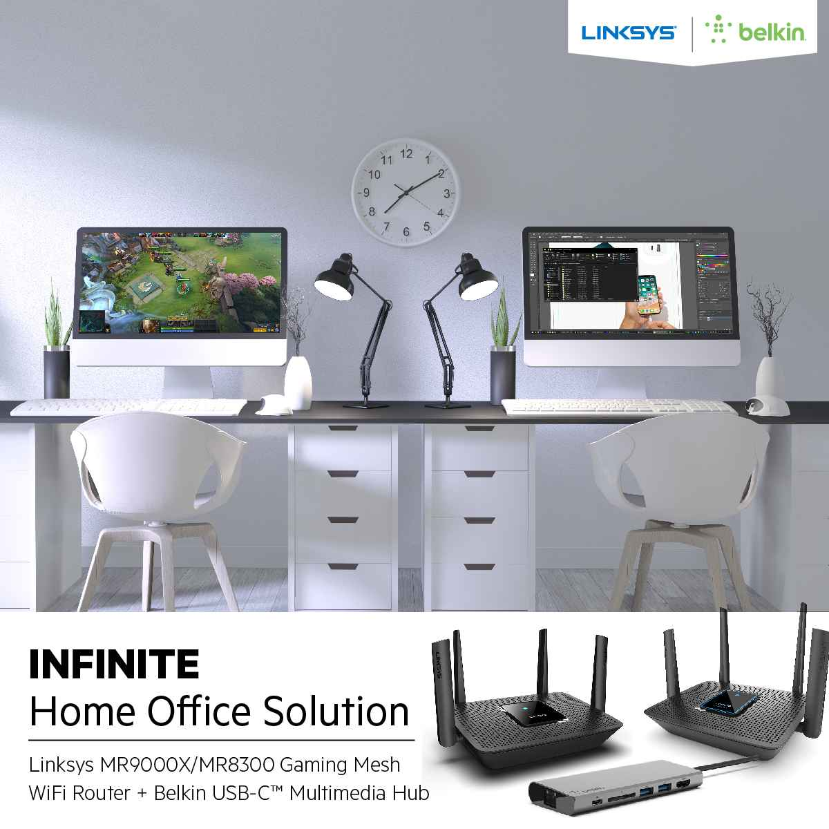 Infinite Home Office Solution