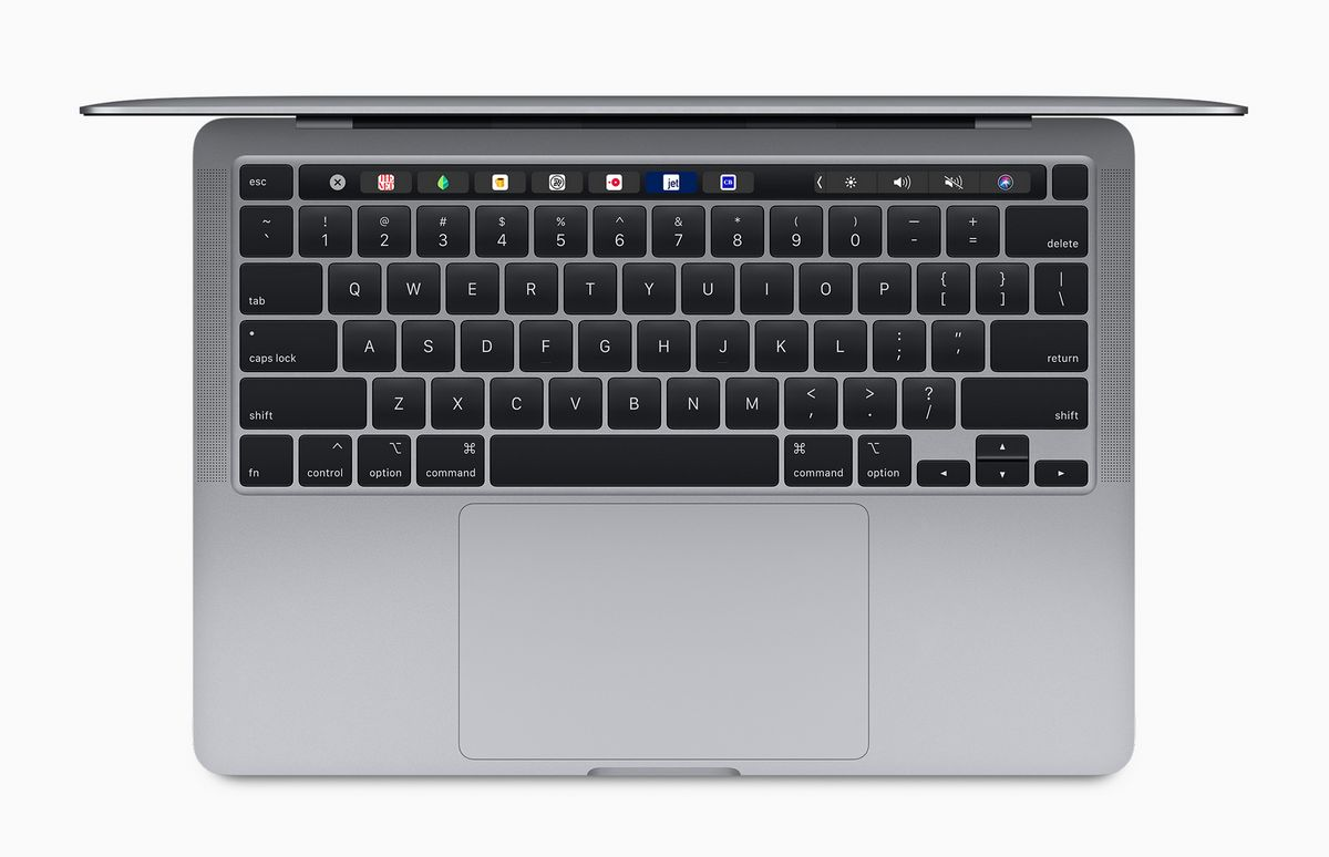 MacBook Pro 13 inch and Magic Keyboard
