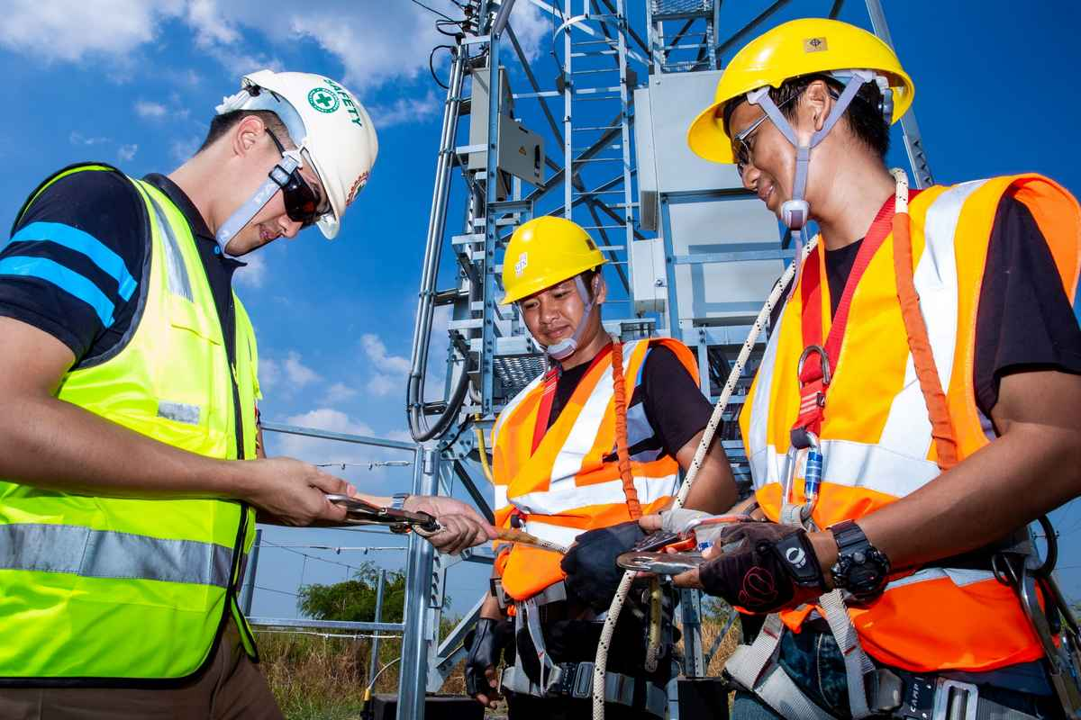 dtac heightens occupational health and safety measures amid COVID-19