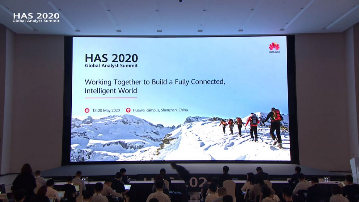 Huawei Global Analyst Summit
