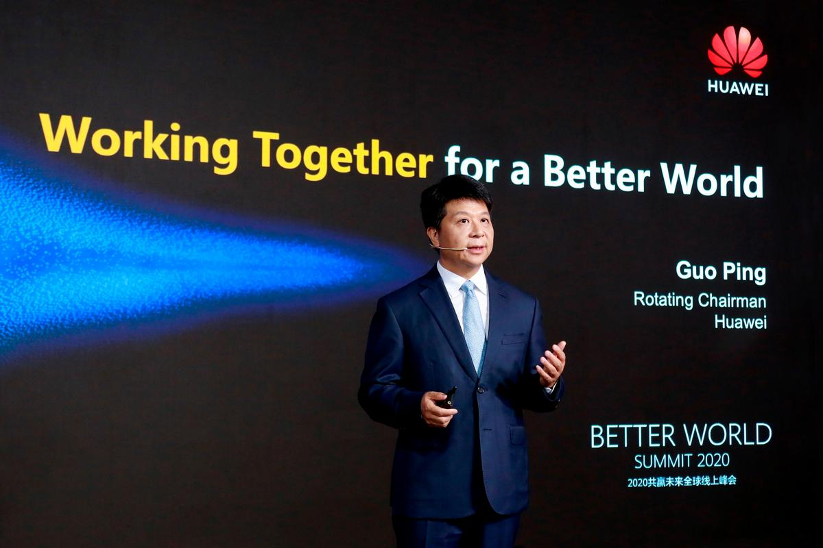 Guo Ping:Unlock the Full Potential of 5G to Drive Commercial Success