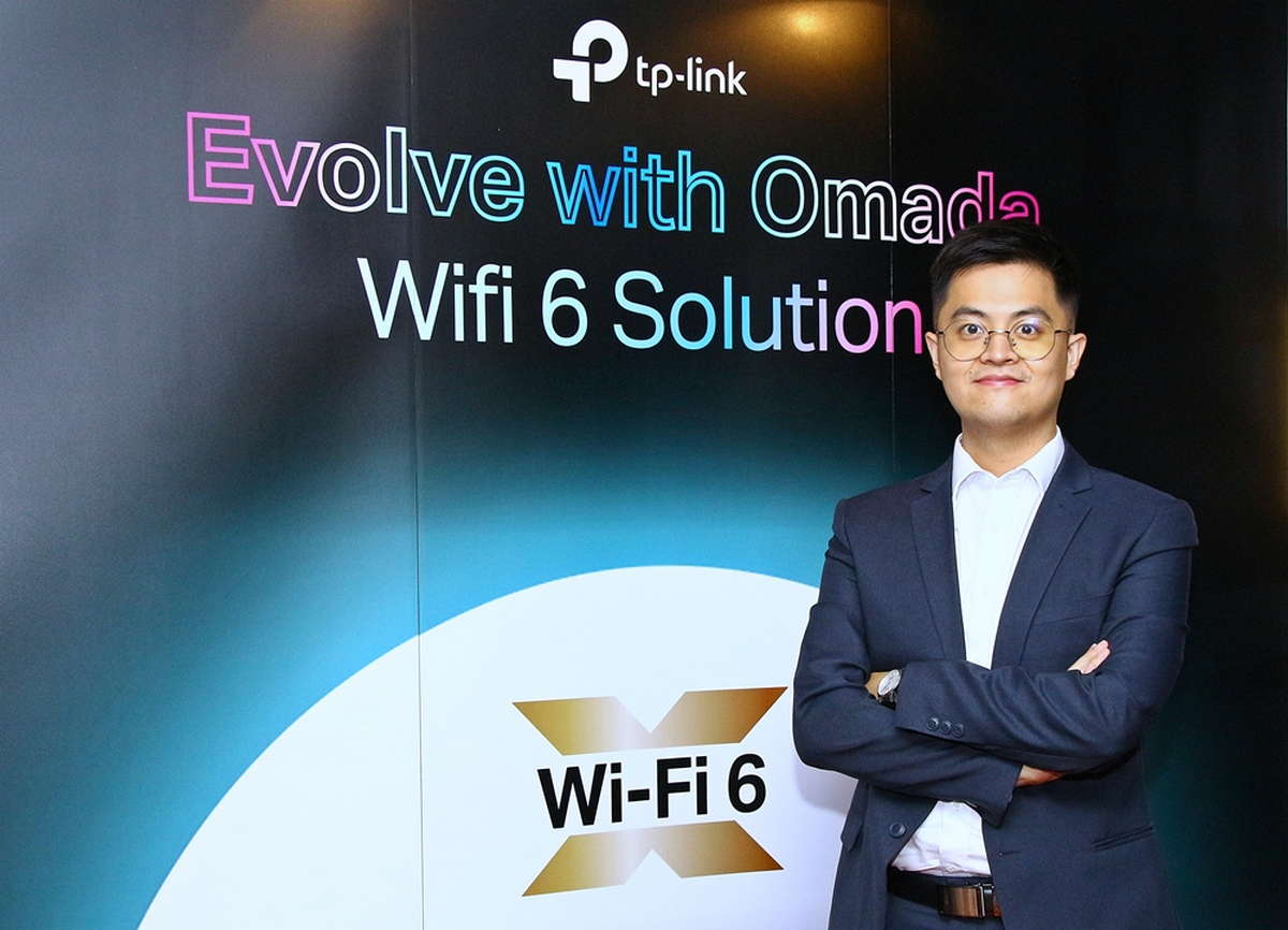 Evolve with Omada Wi-Fi 6 Solution