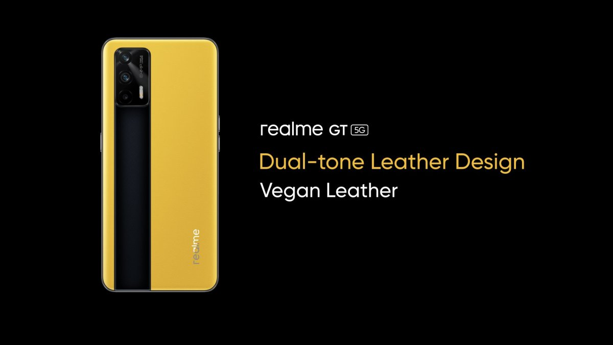 realme unveils realme GT for the first time at MWC in Shanghai