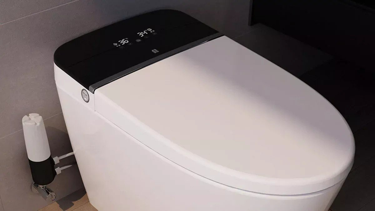 DIIIB Supercharged Smart Toilet